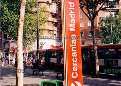 Cercanías-Madrid